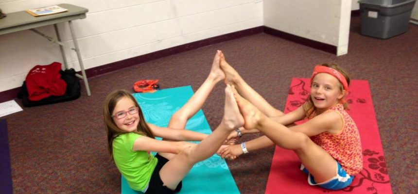 Module 3 Tweens/Teens Yoga and Partner Training