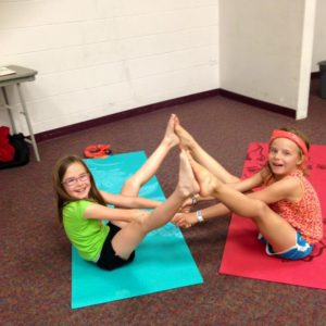 Kids Yoga Teacher Training Basic Module 1