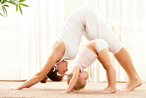 Parent & Toddler Yoga Class (1-5 yrs)