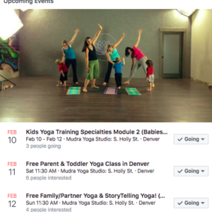 FREE Parent & Toddler and Family Yoga Classes!