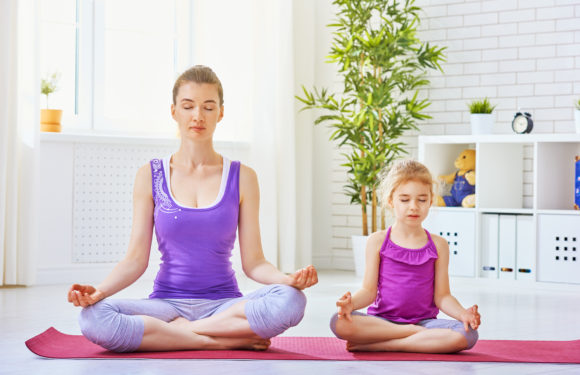 Mindfulness & Yoga Kids Yoga School starts January 2018