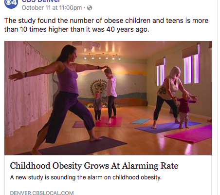 Kids Yoga Guide and Chief Play Officer Featured on the CBS Channel 4 News in Denver!!!