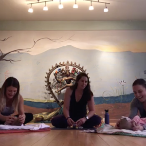 Baby Yoga is Back on Saturdays!